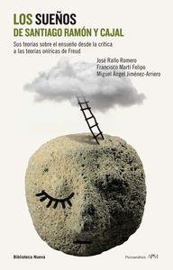 LOS SUE�OS DE SANTIAGO RAM�N Y CAJAL: portada