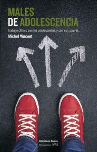 MALES DE ADOLESCENCIA: portada