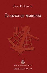 EL LENGUAJE MARINERO: portada