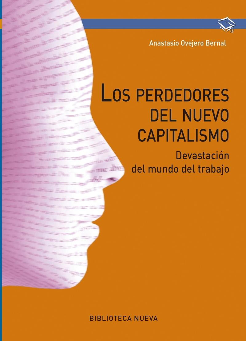 LOS PERDEDORES DEL NUEVO CAPITALISMO: portada