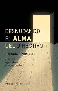DESNUDANDO EL ALMA DEL DIRECTIVO: portada