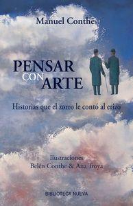 PENSAR CON ARTE: portada
