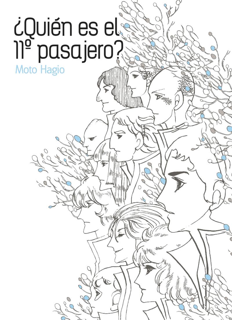 ¿Quién es el 11º pasajero?: portada