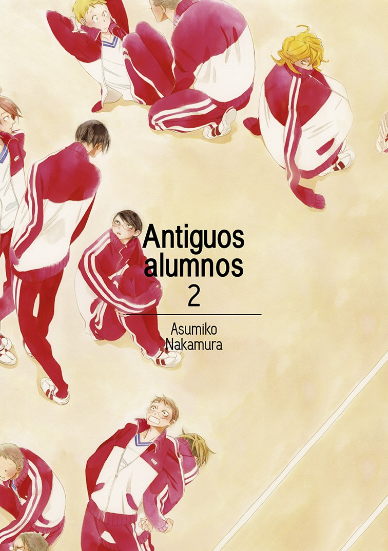 Antiguos alumnos, vol. 2: portada