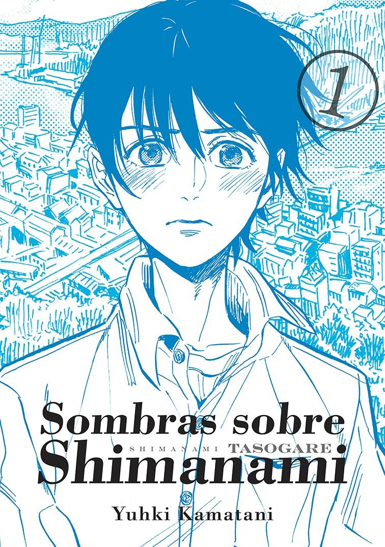 Sombras sobre Shimanami, vol. 1: portada