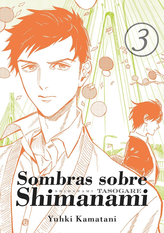 Sombras sobre Shimanami, vol. 3: portada