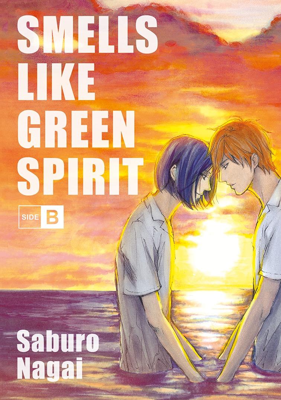 Smells like green spirit, side B: portada