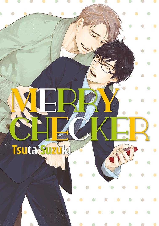 Merry checker: portada