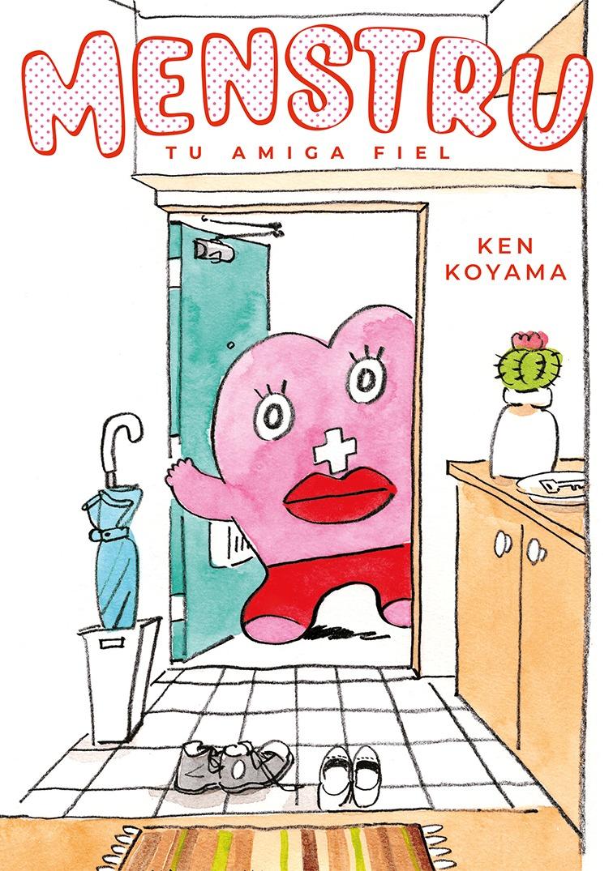 Menstru, tu amiga fiel, vol. 1: portada