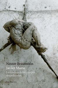 Javier Marín: portada