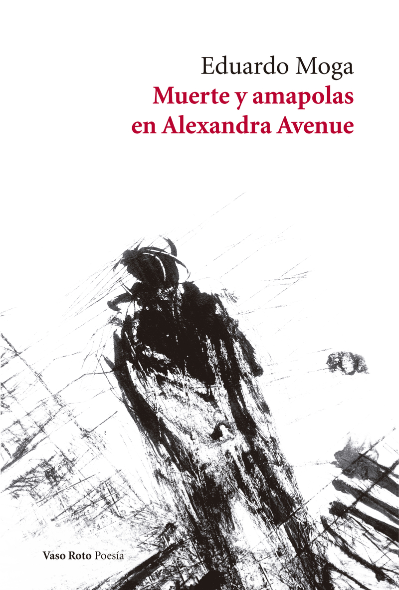 Muerte y amapolas en Alexandra Avenue: portada