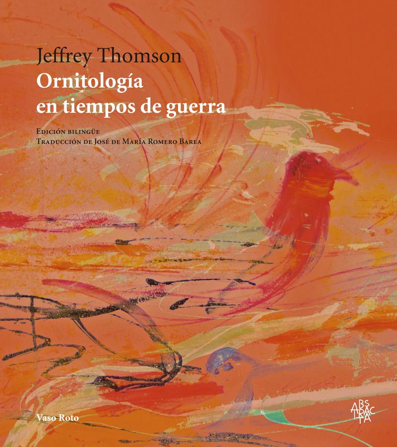 Ornitología en tiempos de guerra: portada