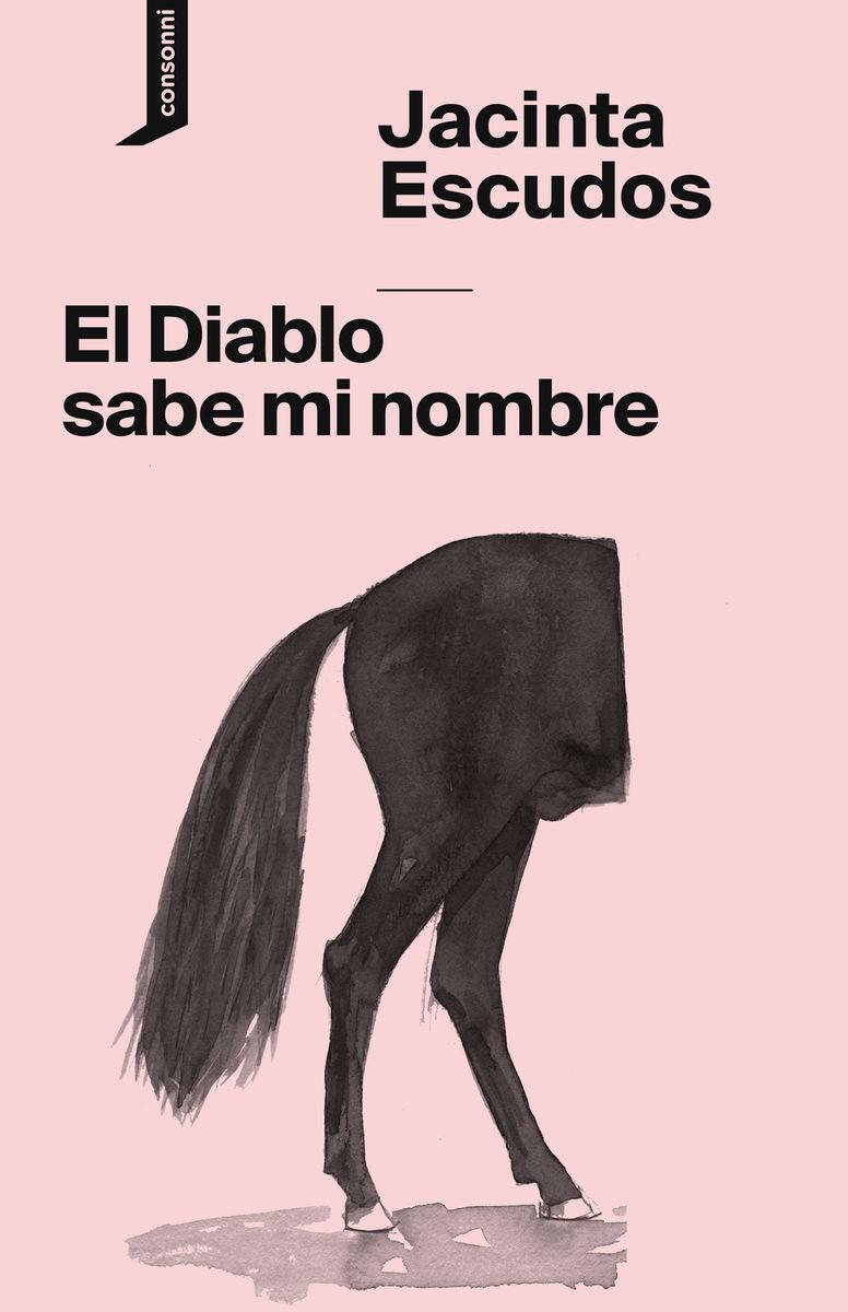 DIABLO SABE MI NOMBRE,EL: portada