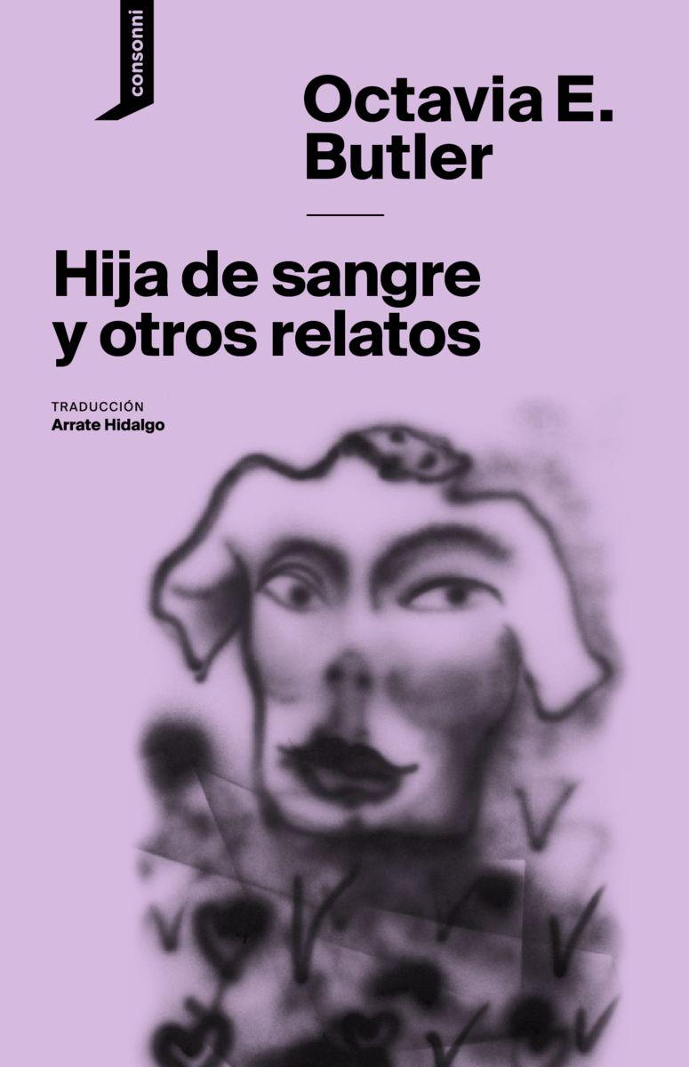 HIJA DE SANGRE Y OTROS RELATOS: portada