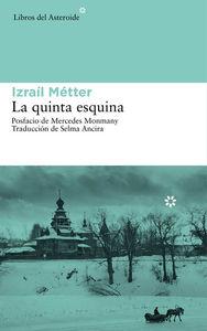 QUINTA ESQUINA, LA: portada