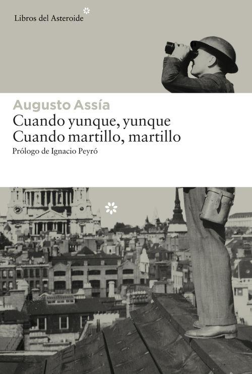 CUANDO YUNQUE, YUNQUE. CUANDO MARTILLO, MARTILLO: portada