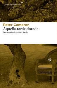 AQUELLA TARDE DORADA: portada