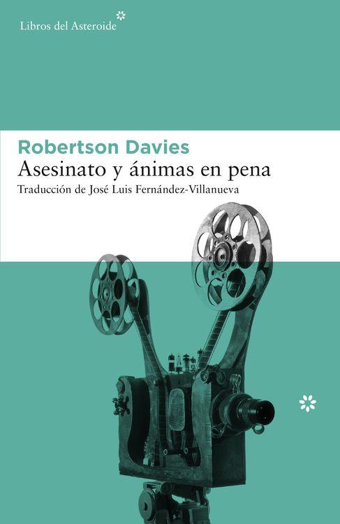 ASESINATO Y ÁNIMAS EN PENA: portada