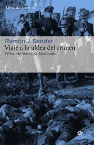 VIAJE A LA ALDEA DEL CRIMEN: portada