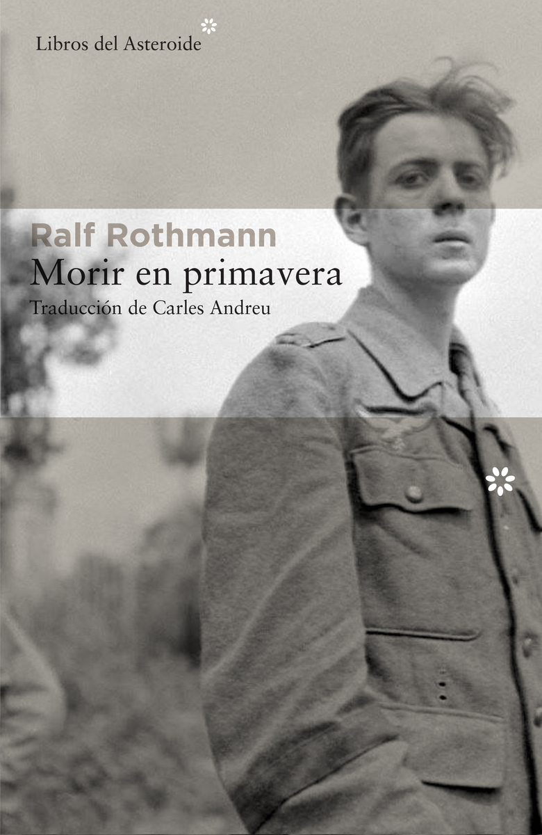 MORIR EN PRIMAVERA: portada