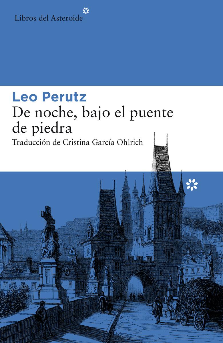 DE NOCHE, BAJO EL PUENTE DE PIEDRA: portada