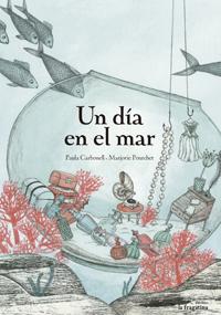 Un dia en el mar: portada