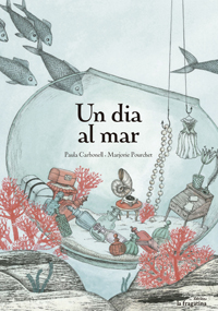 Un dia al mar: portada