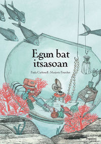 Egun bat itsasoan: portada