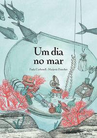 Um dia no mar: portada