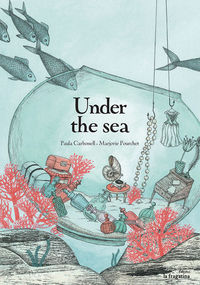 Under the sea: portada