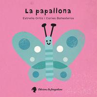 La papallona: portada