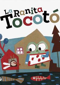 La ranita Tocotó: portada