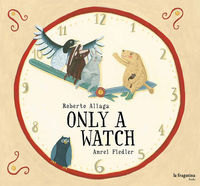 Only a watch: portada