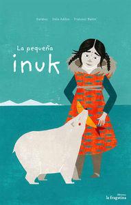 La pequeña Inuk: portada