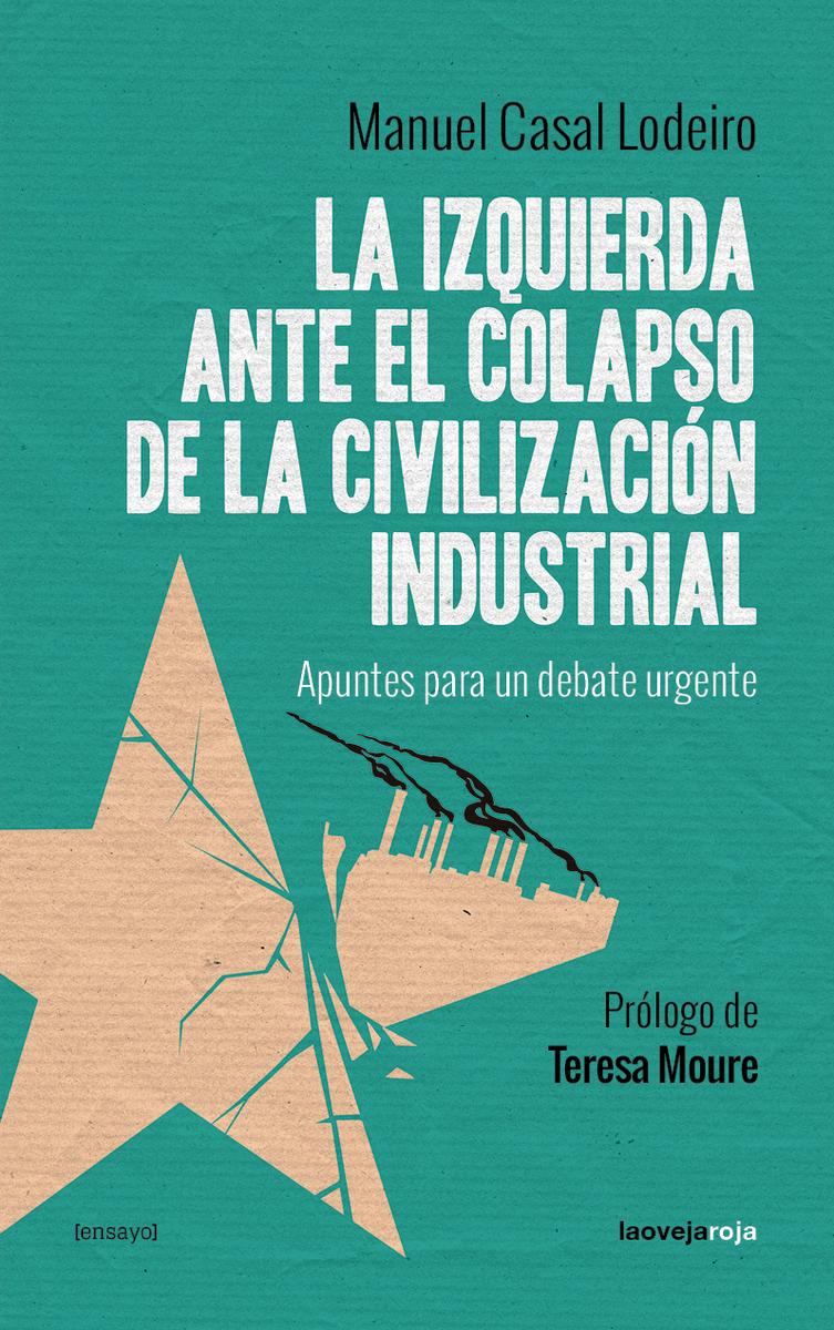 La izquierda ante el colapso de la civilización industrial: portada