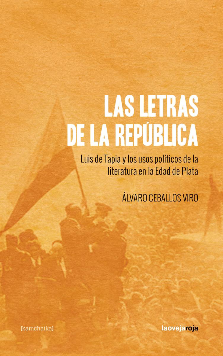 Las letras de la República: portada