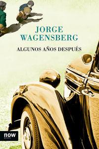 ALGUNOS A�OS DESPU�S: portada