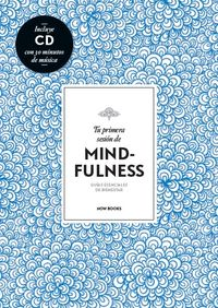 TU PRIMERA SESIÓN DE MINDFULNESS: portada