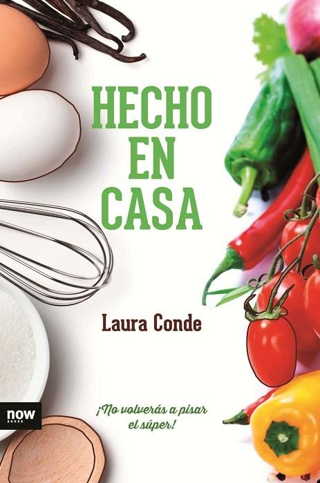 HECHO EN CASA: portada