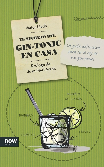 SECRETO DEL GIN TONIC EN CASA, EL: portada