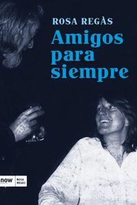 AMIGOS PARA SIEMPRE: portada