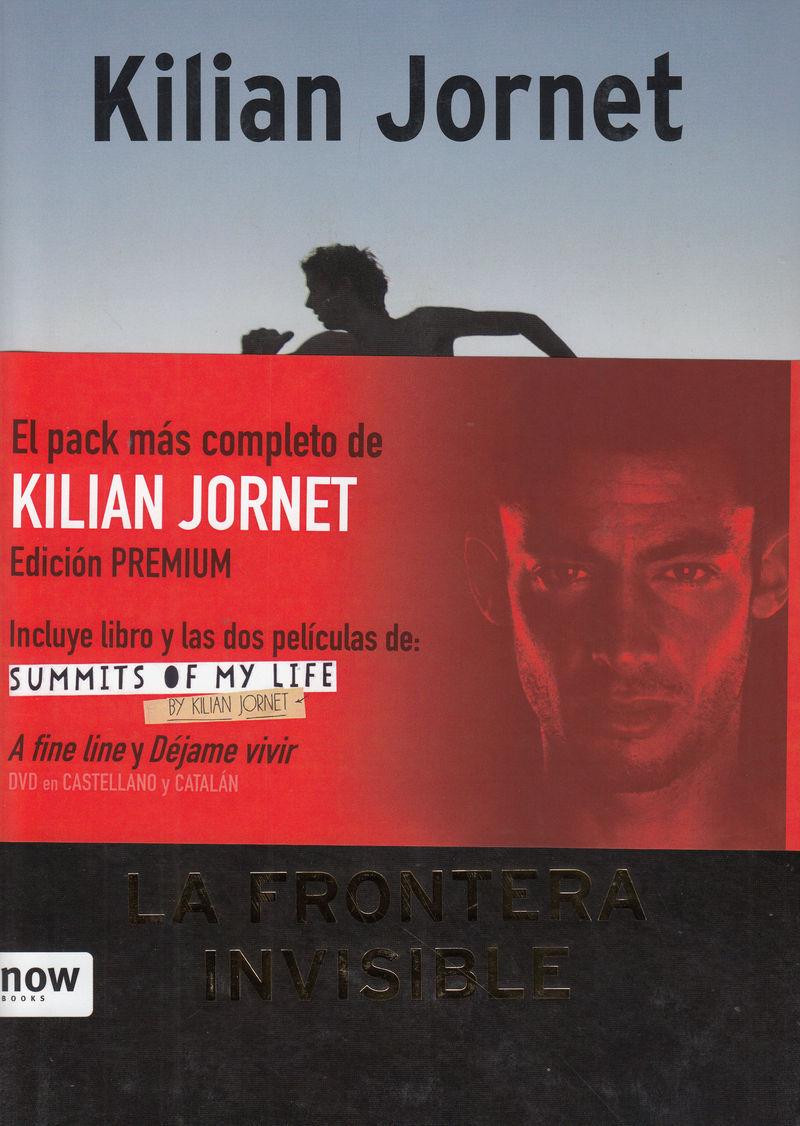 LA FRONTERA INVISIBLE + 2 DVD: portada