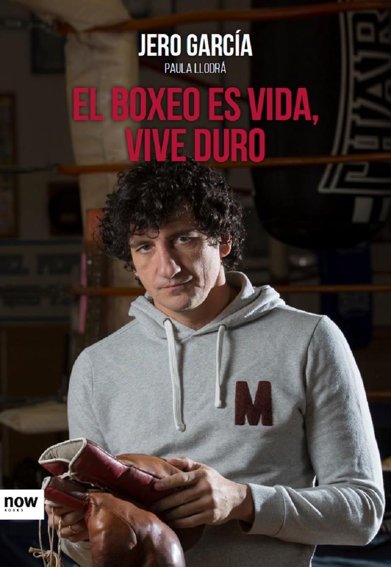 EL BOXEO ES VIDA, VIVE DURO: portada