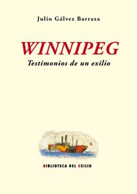 Winnipeg: portada