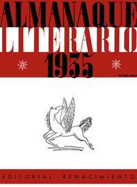 Almanaque literario1935: portada