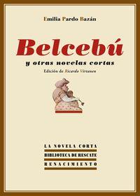 Belcebú y otras novelas cortas: portada