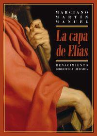 La capa de Elías: portada