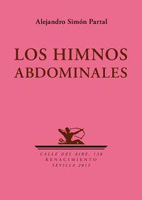 Los himnos abdominales: portada