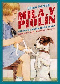 Mila y Piolín: portada