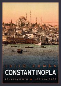 Constantinopla: portada